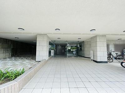 【外観】深江橋第2コーポ