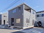 船橋市松が丘第9 新築分譲住宅 全3棟の画像