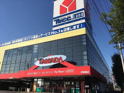 ヤマダ電機テックランド伊勢崎店まで551m