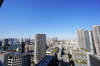 【展望】WコンフォートタワーズWEST 28階部分 112.80㎡ 角 部屋