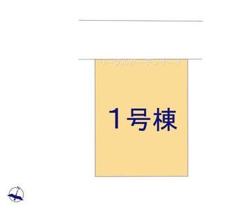 【区画図】新築 新潟市中央区鐙西第3