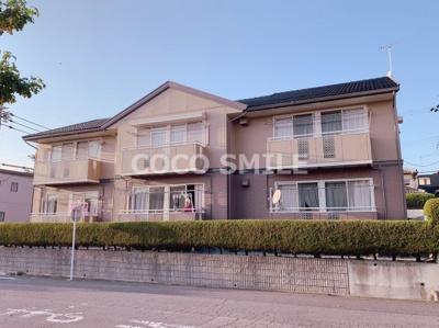外観です 【COCO SMILE ココスマイル】