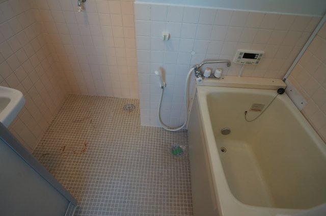 【浴室】ハイツミナミ