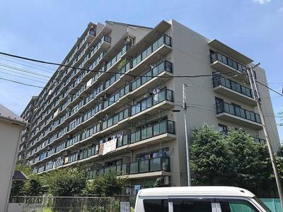 【外観】朝日プラザ武蔵野マーテルヒルズ弐番館