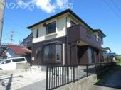 大垣市昼飯町 再生住宅 お車スペース3台可能 6LDK 2世帯、大家族様にお勧めです。一条工務店施工の画像