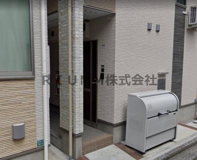 【エントランス】サンクチュアリ南長崎