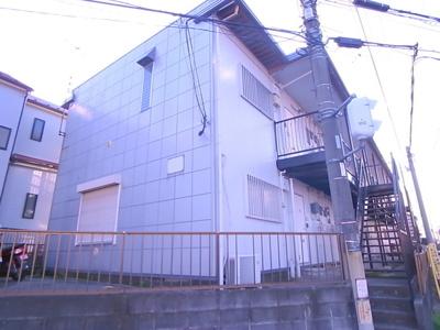 【エントランス】ユニバース梶ヶ谷