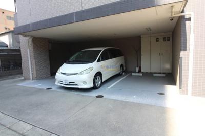 【駐車場】スワンズ大阪アクシオン