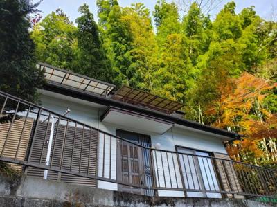 自然豊かな奥湯河原に佇む戸建て住宅です!