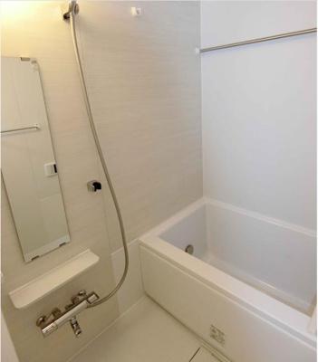【浴室】ゼリーヴ三宿