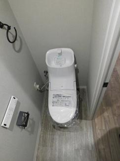 【トイレ】モア・クレスト神宮前