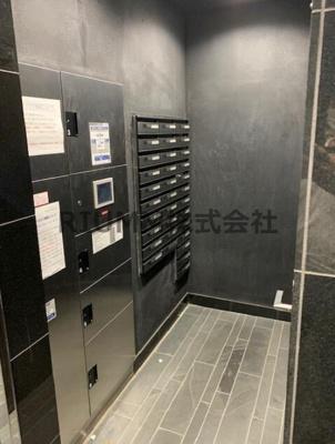 【その他共用部分】アクサス四谷三丁目(AXAS四谷3丁目)