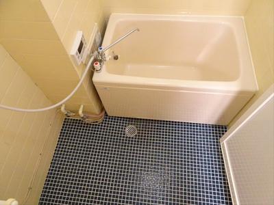 【浴室】ヴィラ松井