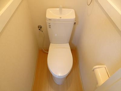 【トイレ】ヴィラ松井