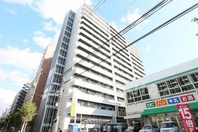【外観】ディームス新大阪
