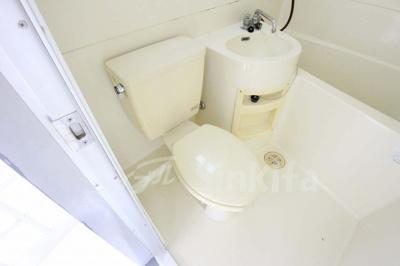 【トイレ】トーアパステルハイツ