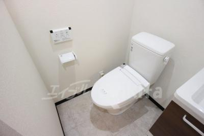 【トイレ】ハイツ三国