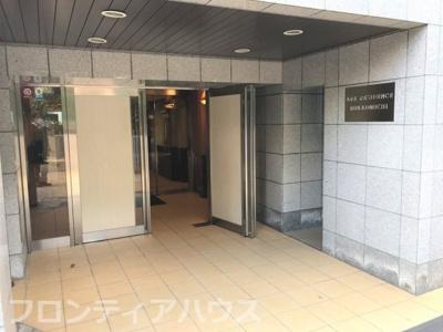 【エントランス】アークレジデンス六甲道