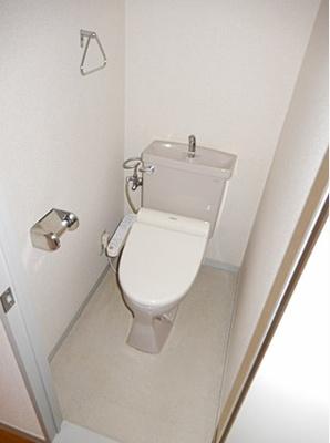 【トイレ】シオン東山