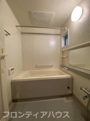 【浴室】ヴィラァジュ篠原北町