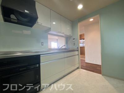【キッチン】ヴィラァジュ篠原北町
