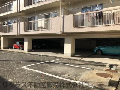 【駐車場】北野マンション1号棟