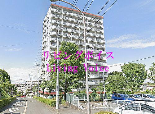 【外観】藤沢市大庭 湘南スカイハイツ1-6号棟