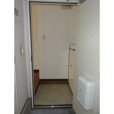 【玄関】西千葉ハイリビング五番館
