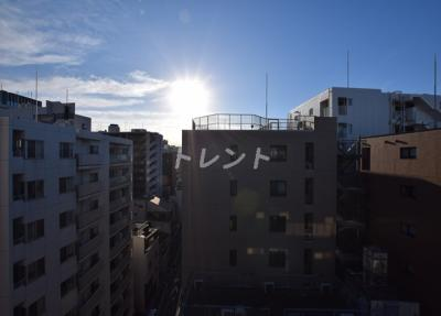 【展望】アジュールテラス日本橋浜町