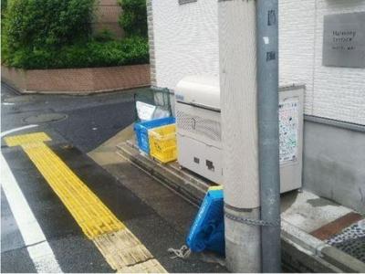 【エントランス】リュクシティー高井戸