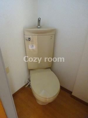 トイレです(実際のお部屋と異なる場合は、現況を優先します。)
