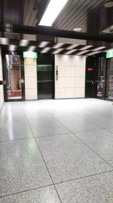 2017年にエレベーターをリニューアル済