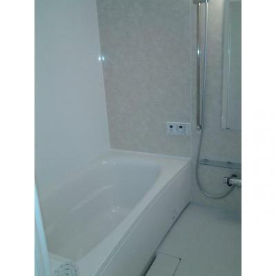 【浴室】都賀戸建貸家