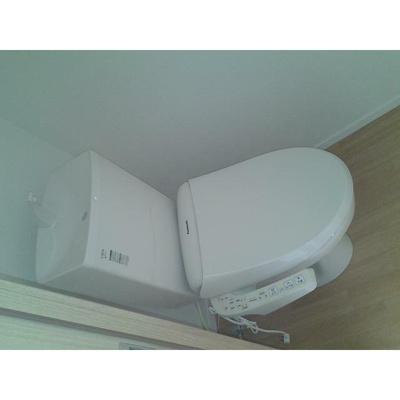 【トイレ】都賀戸建貸家