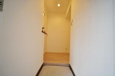 【玄関】ライオンズマンション横浜第2A館
