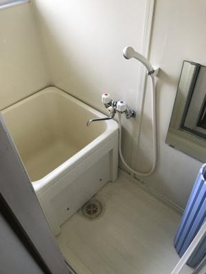 【浴室】王子山コーポ