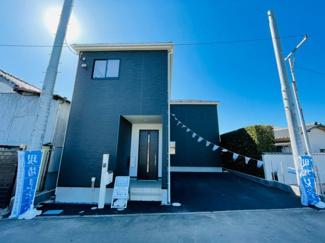 【外観】清水町八幡第2 新築戸建 1号棟