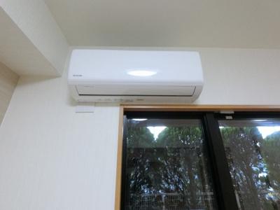 エアコン付き 初期費用を抑えられます。