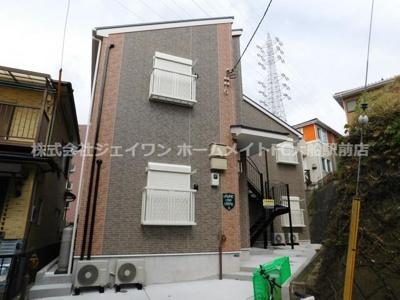 【外観】ハーミットクラブハウス鎌倉