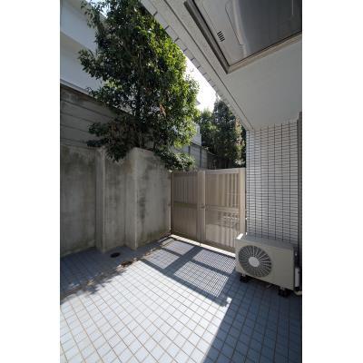 【ロビー】NONA PLACE渋谷神山町