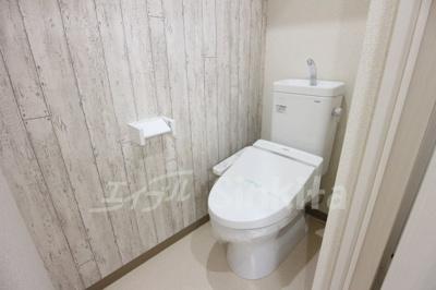 【トイレ】フジパレス三国本町