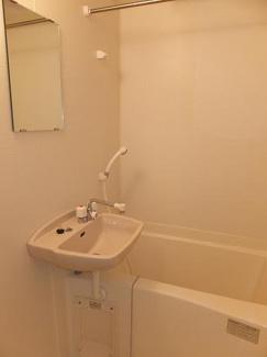 【浴室】レオパレスセットゥイーリス