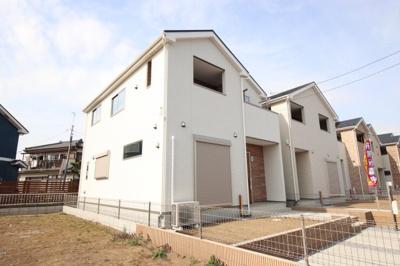 【外観】鴻巣市原馬室19-1期~新築分譲住宅~