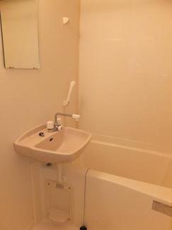 【浴室】レオパレスLuce