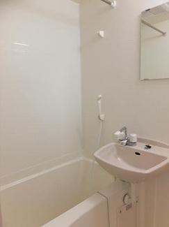 【浴室】レオパレスケルンたかさき