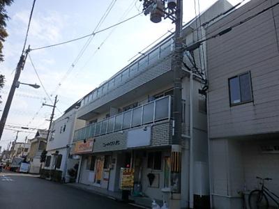 【外観】ニューハイツアサヒ