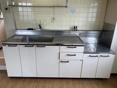 【キッチン】ニューハイツアサヒ