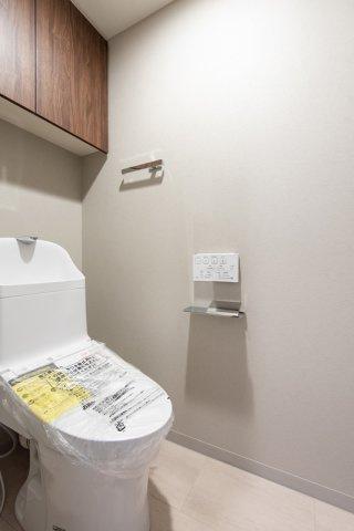 クレアホームズ北浦和楓雅の邸:ウォシュレット機能付きトイレです!