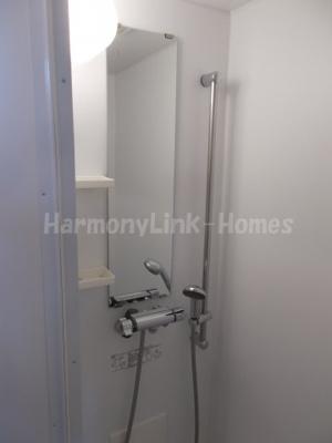 Gluck江原町のシャワールーム