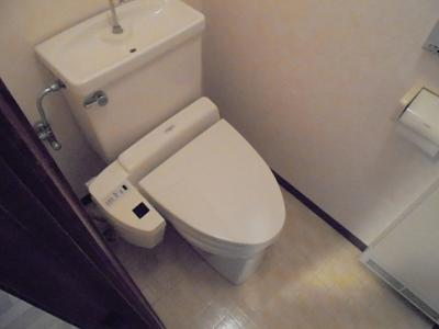 【トイレ】ベルレーブ本山